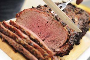 Томленое мясо вместо колбасы